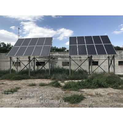 河西地区 酒泉 敦煌 阿克塞 肃北 瓜州 玉门 嘉峪关 张掖 1200W程浩太阳能光伏发电设备