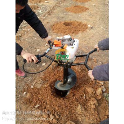 林业专用汽油刨坑机 拖拉机悬挂式挖穴机 效率高植树挖坑机
