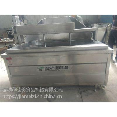 麻花油炸机(江苏客户回购) 佳美1.8米大型带搅拌油炸单机 可销往全中国