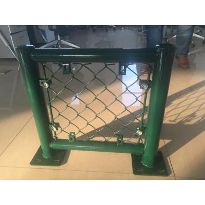 铁链式防护网l球场隔离防护网l勾花隔离网厂家