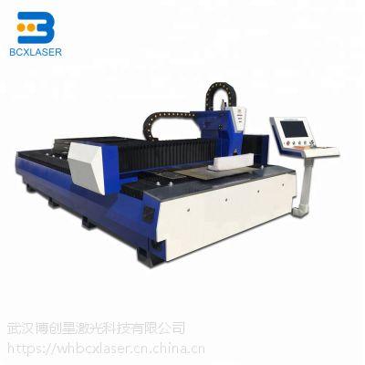 武汉博创星 BCX 1000W数控光纤激光切割机适用于金属切割
