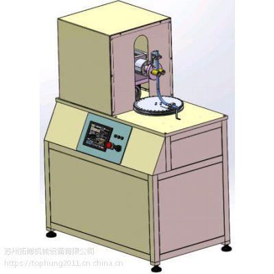 苏州拓博TH-5814柔性电缆电线弯曲试验机 金属线材扭转试验机