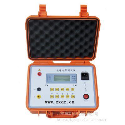 中西 绝缘电阻测试仪(5000V)带吸收比 型号:M211859库号:M211859