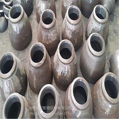 Q235大口径巻制异径管生产厂家