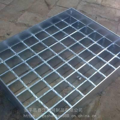 热镀锌格栅盖板生产厂家/热镀锌钢格栅盖板的上锌量是多少/河北泰江