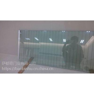 上海萨都奇挡烟垂壁价格 挡烟垂壁材质防火玻璃 挡烟垂壁厂家直销