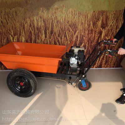 山区修路拉石头车 加厚钢板货斗三轮车 奔力FD-STC