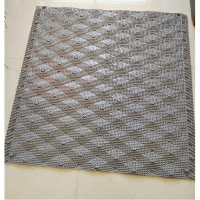 冷却塔填料要求阻燃抗老化 冷却塔填料技术参数 降温效果 品牌华庆