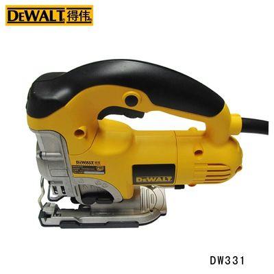 DEWALT/得伟曲线锯木工电锯金属木材切割锯拉花锯DW331K切割机