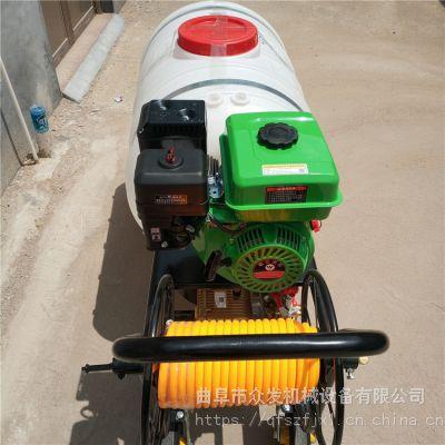 农用四轮推车式打药机 果园喷药高压喷雾器