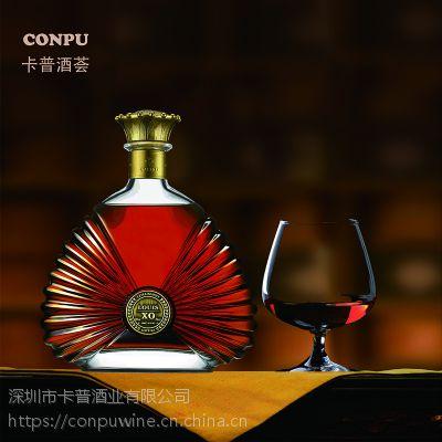 深圳卡普酒业XO白兰地 洋酒 原瓶进口 一手货源批发