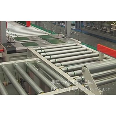专业的滚筒输送机生产厂家多层分拣 连云港