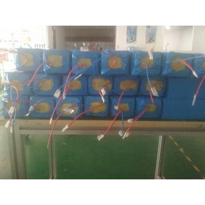 河南郑州太阳能灯路锂电池灯头