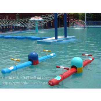 兰州水上滑梯设备订做 自吸水跷跷板设备供应