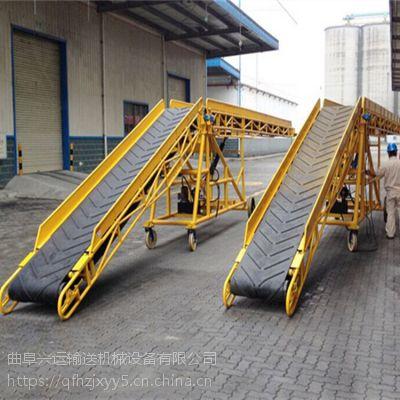 爬坡型皮带输送机的爬坡原理
