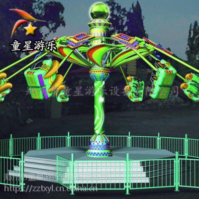 江苏空中射击童星游乐小型公园游乐设备创新设计