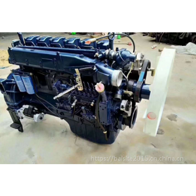 243kW潍柴WP12NG330E40天然气发动机 重型卡车国四动力