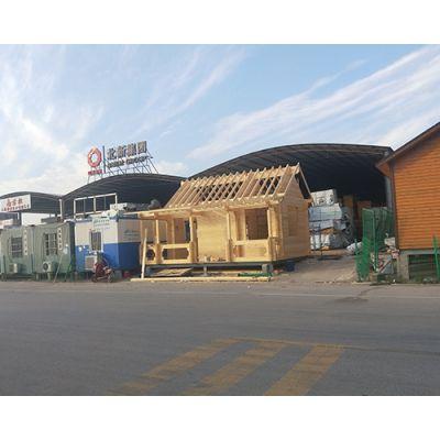 包头防腐木木屋-山西大茂森木制品公司-防腐木木屋定制