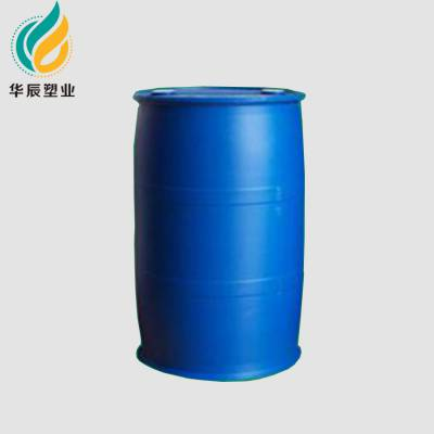 北京200升双口塑料桶200L货物周转桶生产厂家 耐酸碱