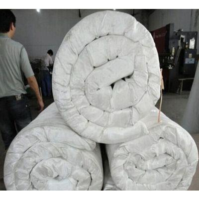 硅酸铝耐火毯80kg一平米价格 硅酸铝防火毡