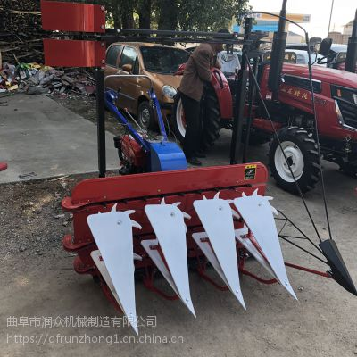宽幅不同稻麦割晒机 一机多割牧草收割机 带动甘蔗割晒机定制