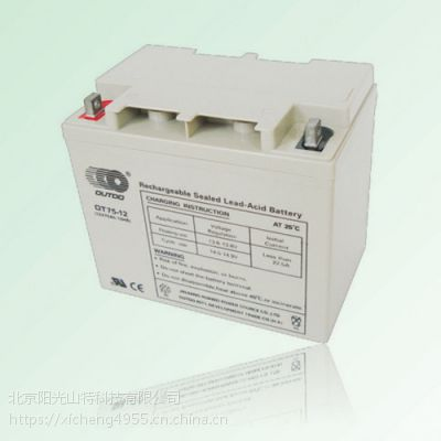 OUTDO奥特多蓄电池OT85-12(12V85AH)含税运价格