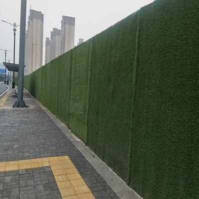 建筑工地安全防护彩钢板彩钢围挡 道路施工防护彩钢板围挡