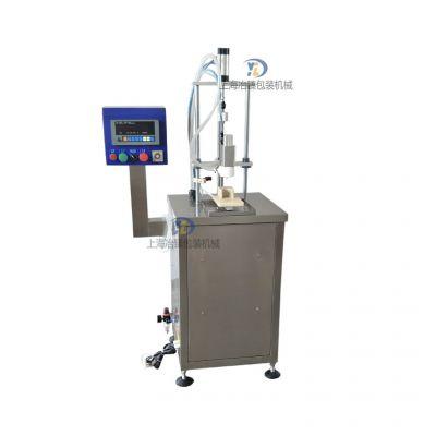 供应 50-500ml液体YZC-GX 四氟小剂量称重式灌装机