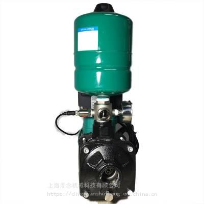 德国wilo威乐智能变频供水设备MHIL404N-3/10/E/3-380采暖变频循环水泵现货出售