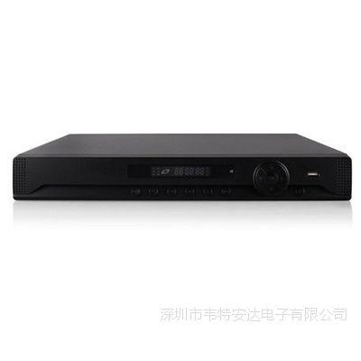 25路网络录像机 硬盘录像机 百万高清数字NVR 4盘手机电脑远程