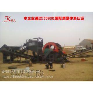 临沂风化砂设备 轮式洗砂机械处理量多少