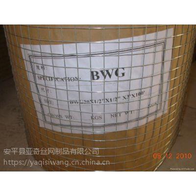 墙面抹灰挂网规格——1.5cm孔镀锌电焊网海量现货