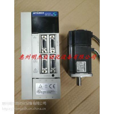 惠州三菱伺服器报警AL32维修