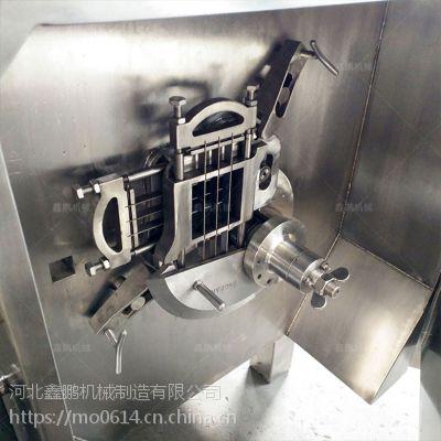 鑫鹏 多功能切冻肉丁机切割部所有部件可以拆卸