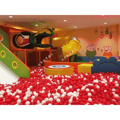 北京商场海底小纵队,大型百万海洋球 ,海洋球池室内儿童亲子乐园