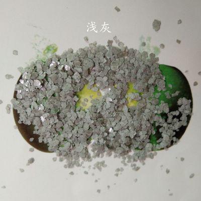 批发水性涂料用染色岩片 复合岩片 彩色岩片25公斤起订