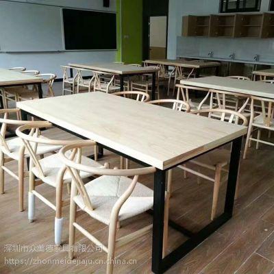 横岗众美德定制中高端餐厅家具,古典中式火锅店家具,zmd-25咖啡奶茶店桌椅上门量尺