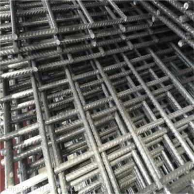 安平林瑞批发焊接不锈钢建筑网片 煤矿支护网 螺纹防锈钢筋网片可定制
