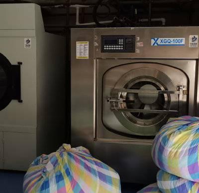 酒店洗涤设备型号 宾馆布草洗衣机烘干机配置清单