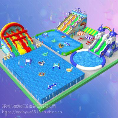 吉林长春夏季室外成人水上乐园大型动漫水世界价格