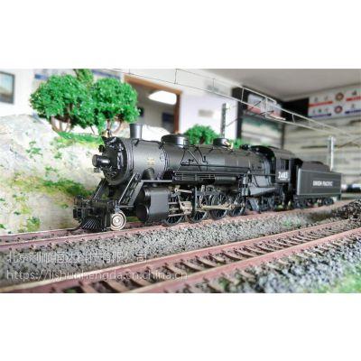BLI火车模型5579 DCC HO比例 UP#2483 蒸汽机车