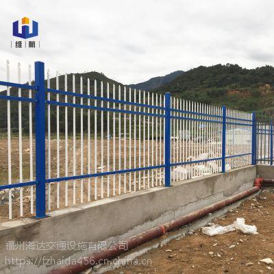 福建围墙护栏厂家低价批发漳州锌钢围墙栅栏小区别墅围栏