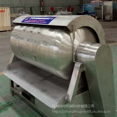 诸城神州机械生产的鸭肠清洗机 清洗鸭肠干净放心