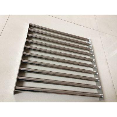 10管单层磁力架 钕铁硼强磁架 方形磁力架