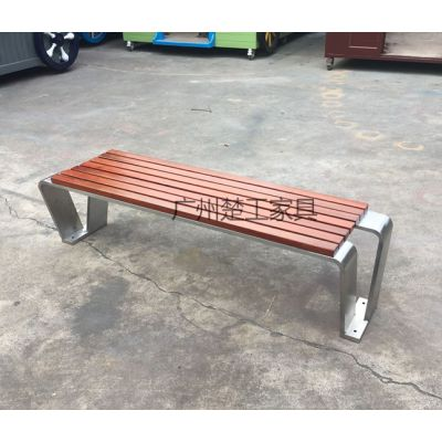 万象城304不锈钢坐凳椅子,学校室外休憩座椅生产批发