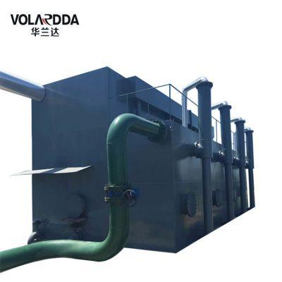 钦州自来水厂重力式无阀门一体化净水设备 广西华兰达水处理设备供应商