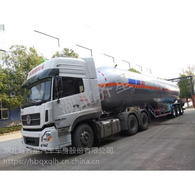 液化气槽车LPG运输车安全操作规范