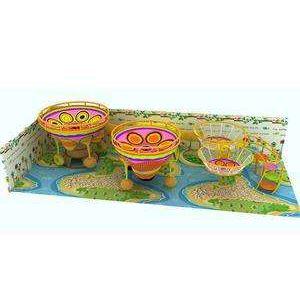厂家直销淘气堡儿童游乐设备绳网 彩虹树 彩虹网