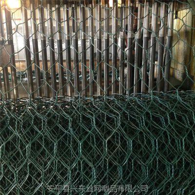 河床石笼网箱厂,堤坡防护石笼网价格,河北pvc格宾网