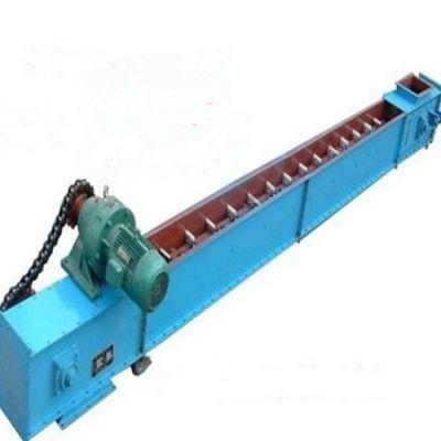 优质刮板输送机来图生产 高炉灰输送刮板机